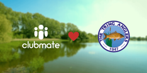 Tring Anglers partners with Clubmate!